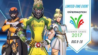 Overwatch - Summer Games 2017