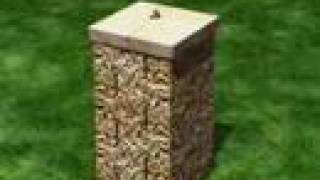 How to build a light post with stackable blocks youtube solutioingenieria Images