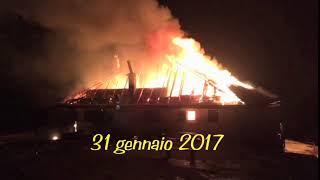 2017 - incendio rif. Camini