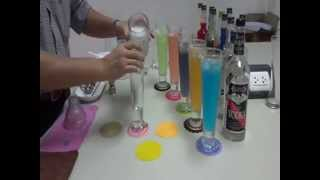 getlinkyoutube.com-วิธีการทำค็อกเทล Cocktail DingFong