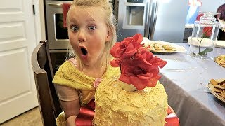 BEAUTY AND THE BEAST BIRTHDAY PARTY! width=