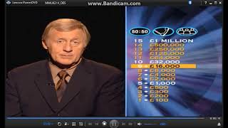 Who Wants To Be A Millionaire 2nd Edition DVD Gameplay (7)