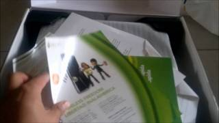 getlinkyoutube.com-XBOX 360 SLIM 250 GB SHINY + KINECT