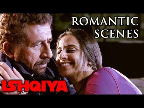 Romantic Scenes From Ishqiya - Naseeruddin Shah & Vidya Balan