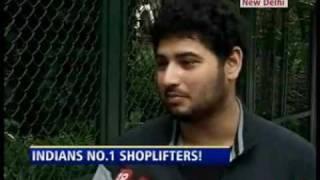 getlinkyoutube.com-Indians are top shoplifters:  New survey