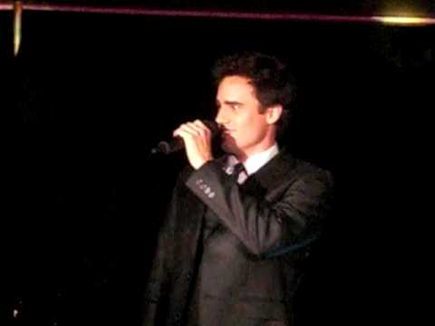 David Burnham - If I Loved You - Upright Cabaret at La Mirada