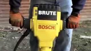 getlinkyoutube.com-Bosch Brute Electric Jackhammer