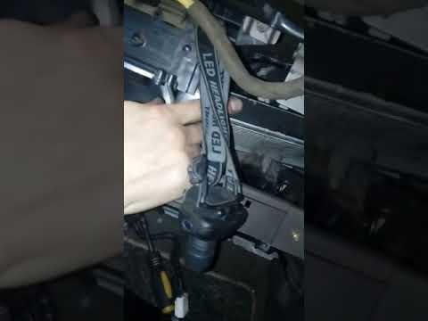 Замена радиатора печки mitsubishi chariot grandis не снимая панели