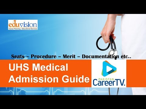 Medical Admission Guide
