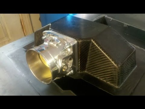 Carbon Fiber Intake how-to build 1
