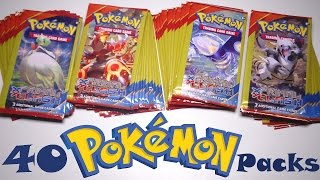 getlinkyoutube.com-Opening 40 XY PRIMAL CLASH Pokemon Dollar Store PACKS