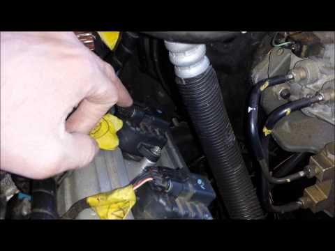 Isuzu Rodeo Spark Plug Replacement - Part 1