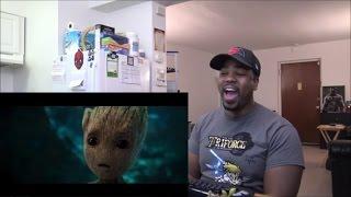 getlinkyoutube.com-Guardians of the Galaxy Vol. 2 Teaser Trailer REACTION!!!