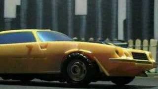 getlinkyoutube.com-SATAN'S CAMARO vs. BLACK SUNSHINE Transformers Stop Motion