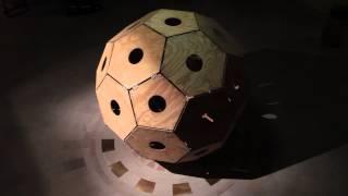 World's Best Truncated Icosahedron Movie