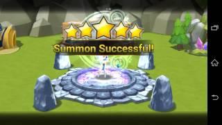 getlinkyoutube.com-Summoners War - Natural 5 Star Summon!! LS + 27 MS