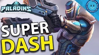LEX SUPER DASH BUILD! INCREDIBLE MOBILITY! The Law Won Lex (Paladins Gameplay) width=