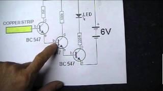 Wireless Voltage Detector... sort of