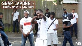 getlinkyoutube.com-P110 - Snap Capone Ft. Young Marv & Stardom - All We Talk [Music Video]
