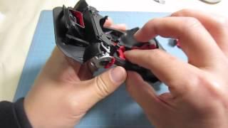 【車のプラモデル製作】タミヤ ラフェラーリ tamiya laferrari is assembled part6