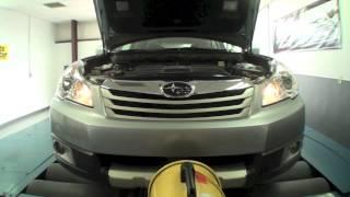 getlinkyoutube.com-Slick 50 Chassis Dyno Test - Subaru Outback