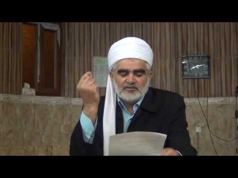 م.طاهر بامۆكی شهوانی ههینی باسی (سوو خواردن) 2013/4/4