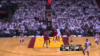 getlinkyoutube.com-2011 ECF Miami Heat V Chicago Bulls Game 4
