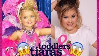 getlinkyoutube.com-Toddlers and Tiaras Girls Then and Now 2016