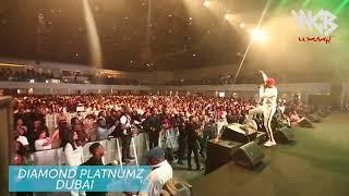 Diamond platnumz ft Rick Ross waka