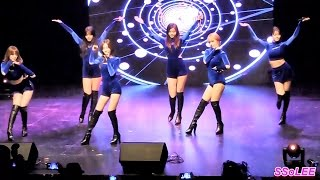 getlinkyoutube.com-[Fancam] 150418 AOA - 1. 사뿐사뿐 @ 홍제 직캠 By SSoLEE
