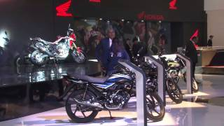 getlinkyoutube.com-Watch  Live webcast of Honda's New Product launches at Auto Expo 2016