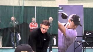getlinkyoutube.com-Sean Foley at Toronto Golf Show 2011.wmv