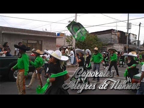 Carnavales - Carnaval Tláhuac 2014 Caporales Alegres de Tláhuac