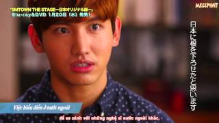 getlinkyoutube.com-[Vietsub] [SMTOWN THE STAGE] - TVXQ! Unrelesed Interview Diges