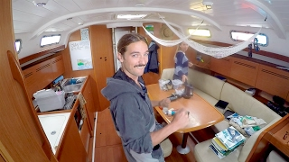 getlinkyoutube.com-Freshening up La Vagabonde (Sailing La Vagabonde) Ep. 73