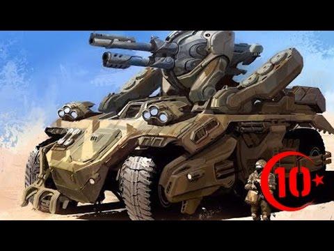 Korkutucu 10 Gelecek Silahı