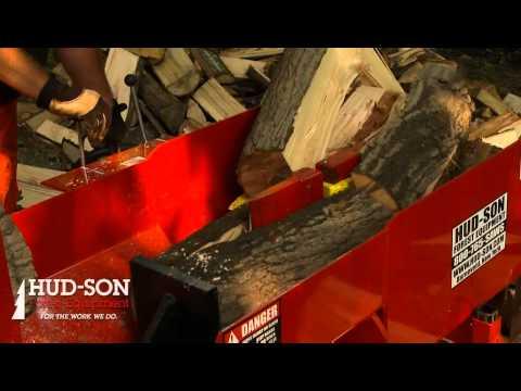 2014 Firewood Processor Wolverine Hud-Son Process Wood