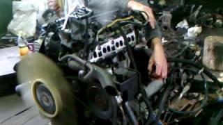 getlinkyoutube.com-Motor Start - Mercedes Sprinter 311CD