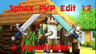 getlinkyoutube.com-Kanalvorstellung+Sphax PVP Edit