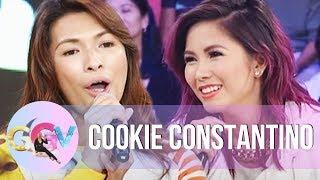 getlinkyoutube.com-Cookie, Yeng's sister, sings 'Kailangan Ko'y Ikaw' on GGV.