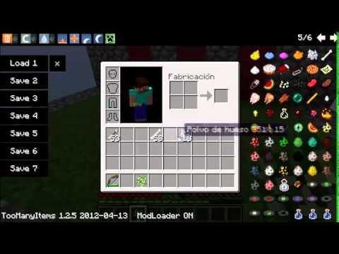 Minecraft - abono magico ( polvo de hueso )