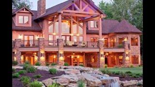 getlinkyoutube.com-Log Cabin Homes | Southland Log Homes | Log Homes For Sale