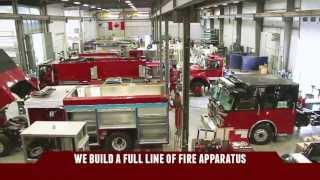getlinkyoutube.com-Fort Garry Fire Trucks: New Manufacturing Facility