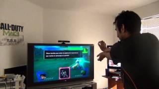 getlinkyoutube.com-Kinect Kamehameha Dragon Ball Z