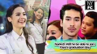 getlinkyoutube.com-[ENG SUB] Nadech   Will he be able to join Yaya's graduation day | Rumor 1 of 10 actors bad breath