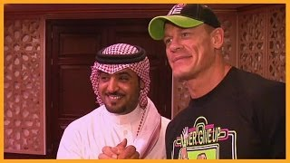 getlinkyoutube.com-First-ever WWE Live Event in Riyadh, Saudi Arabia