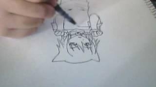 смотреть онлайн Drawing Anime Neko boy Как рисовать Нэко