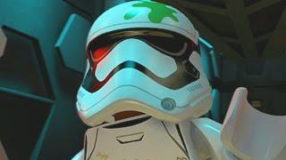 getlinkyoutube.com-LEGO Star Wars: The Force Awakens (3DS/Vita) - Chapter 2 - Escape the Finalizer