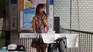 getlinkyoutube.com-工藤江里菜が強風でめくれるミニスカートを必死に押さえ・・・
