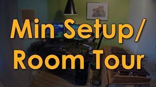 Min Setup/Room Tour (Swedish)